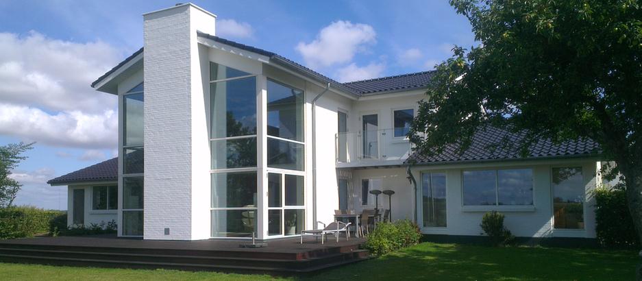 facademaling villa